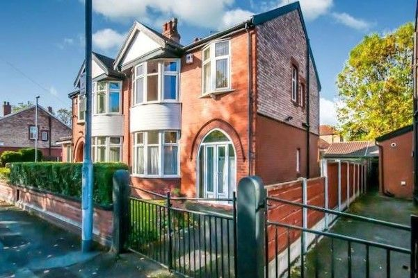 Property of the week!  4 bedroom semi-detached house for sale in Fallowfield, Manchester