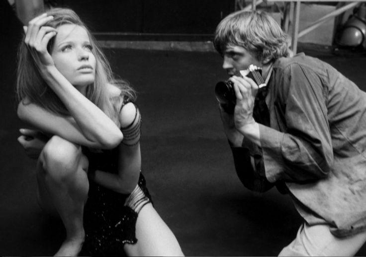 MICHELANGELO ANTONIONI'S BLOW UP - 1966