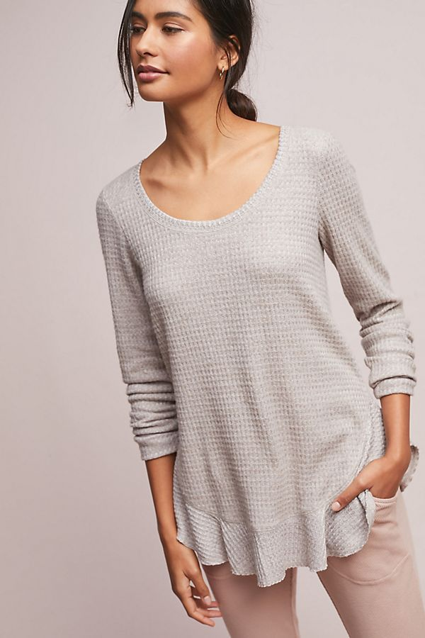 2be6c61cc7f Wendy Waffle Tunic in 2018