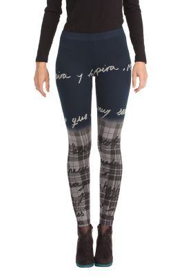 WOMAN KNITTED  LEGGINGS