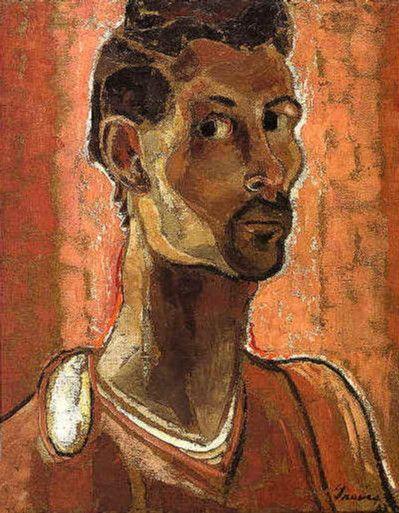 Morris Graves - self-portrait, c. 1933