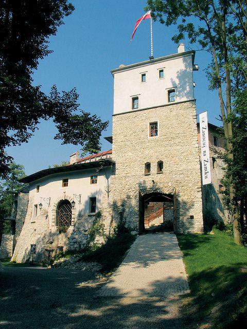 Kokrzkiew Castle, Lesser Poland