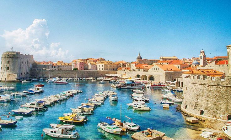 Croatia is like a brand new box of crayons, with every colour you ever dreamed at your fingertips. Find out more about this Mediterranean jewel.