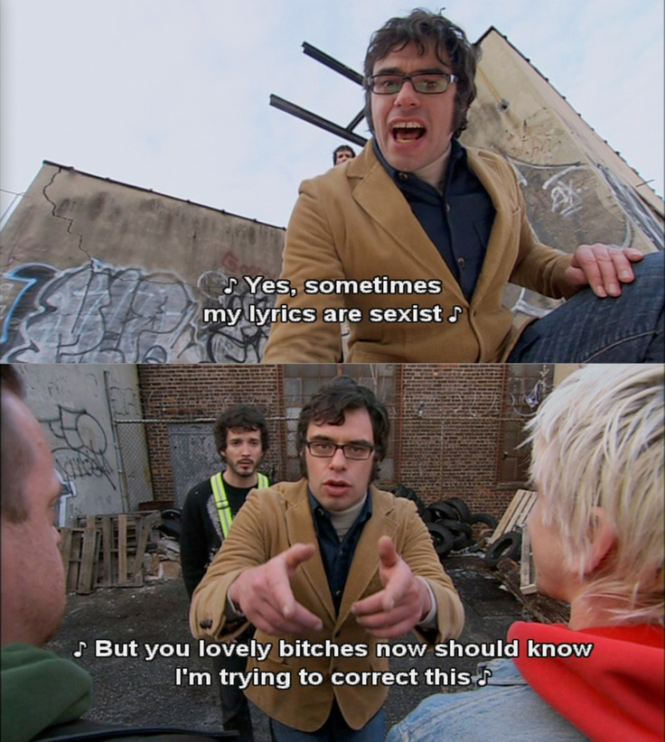 Hiphopopotamus vs. Rhymenocerous  Flight of The Conchords