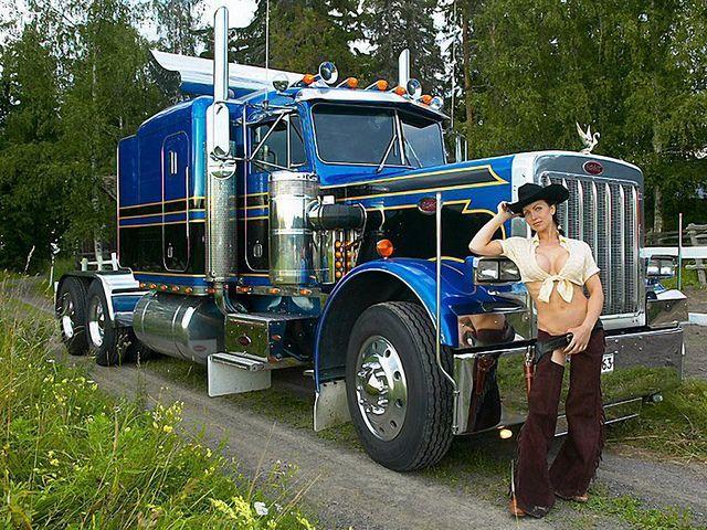 #TruckerChic #Loadboard #Trucker
