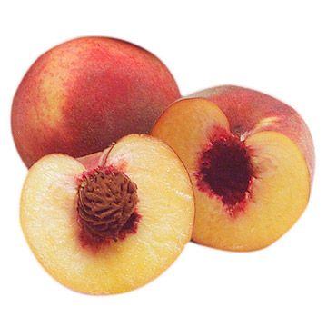 Peach Puree for Babies