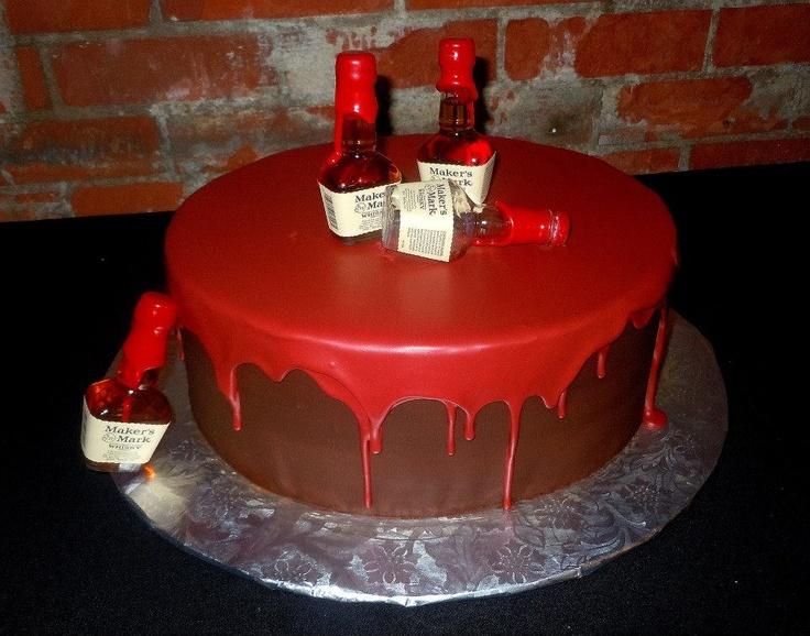 Sweet Surrender Wedding Cake