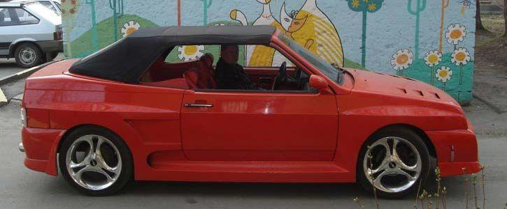 Автомобиле — 99 тюнинг