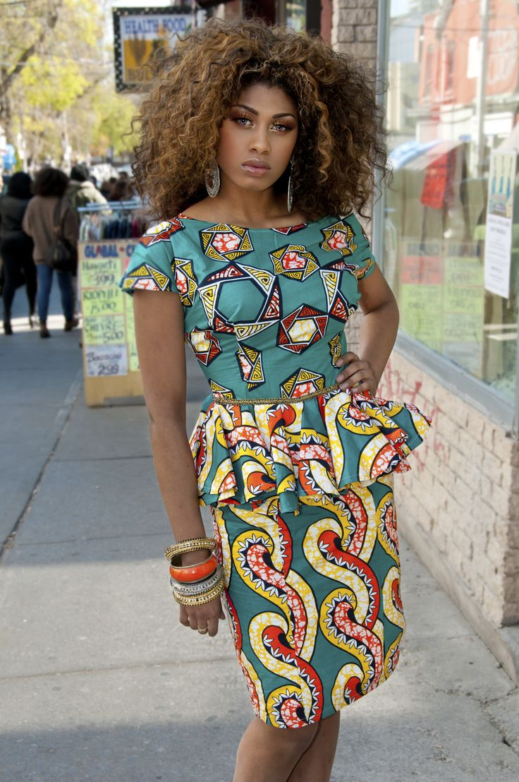 #ANKARA  African Fashion #2dayslook #AfricanFashion #nice  www.2dayslook.com