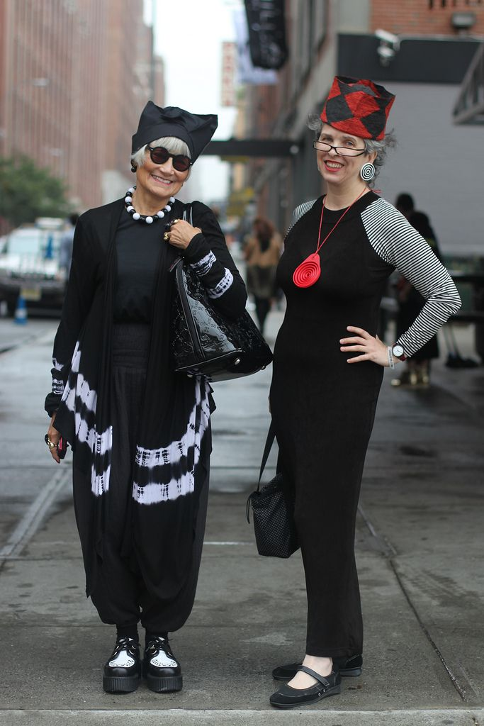 chicago street style | Idiosyncratic Fashionistas: Midweek Snack: US in Chicago Street Style