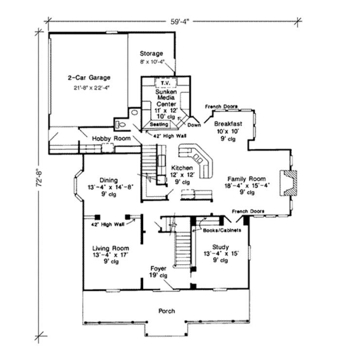 105 Best Great House Plans Images On Pinterest