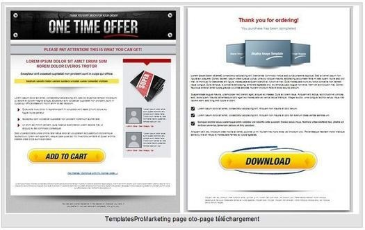Pack de templates gratuit | Astuces Marketing - templates gratuits