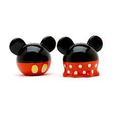 Disneyland Paris - Micky und Minnie- Salz- und Pfefferstreuer