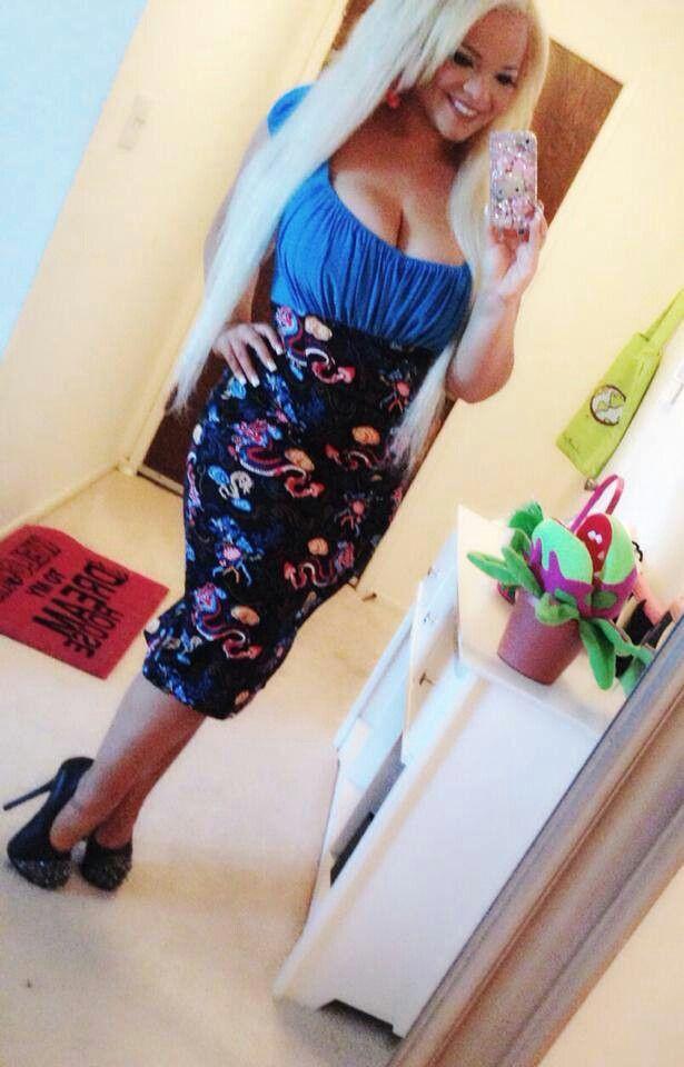 Trisha Paytas... Loving the outfit! | Dream Wardrobe ...