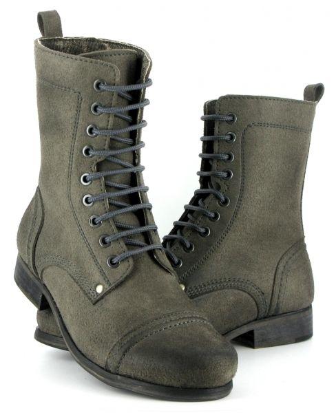 VEGGIE SHOES - Vintage Boot, grey, Vegetan Bucky, Gr. 37-46