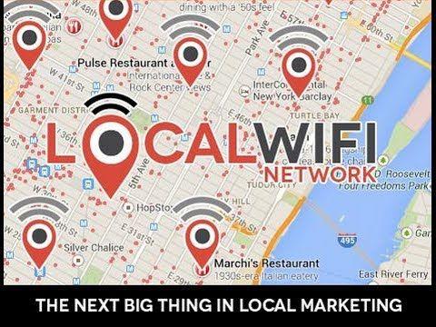 Proximity Marketing with Local WiFi Network and Social Powered WiFi HotSpots http://socialhotspotmarketing.com