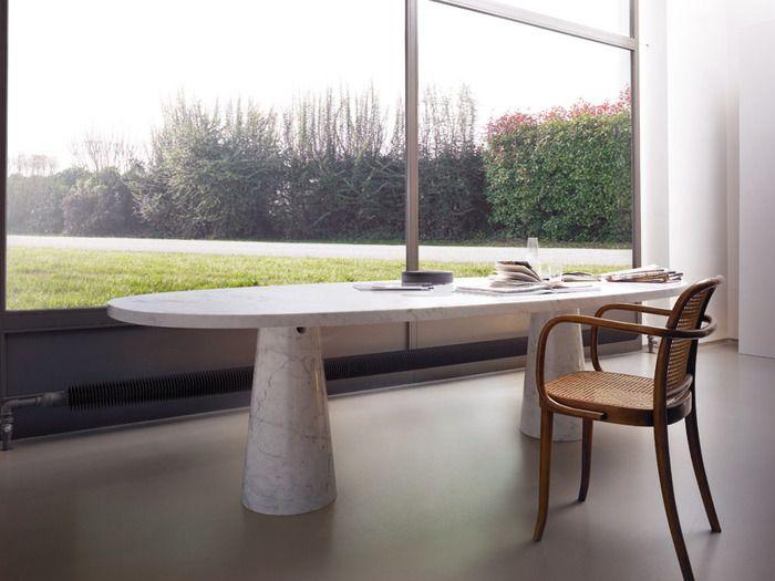 AgapeCasa    - Products - Mangiarotti Collection - Eros table