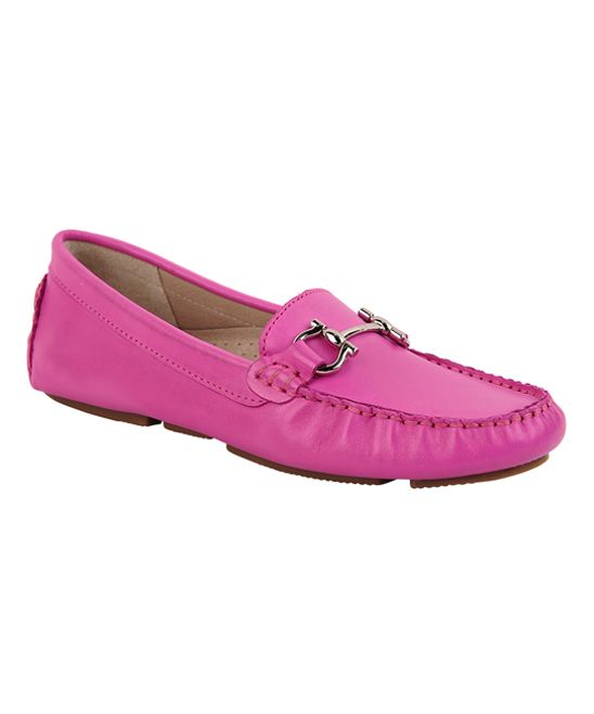 Britt Leather Loafer