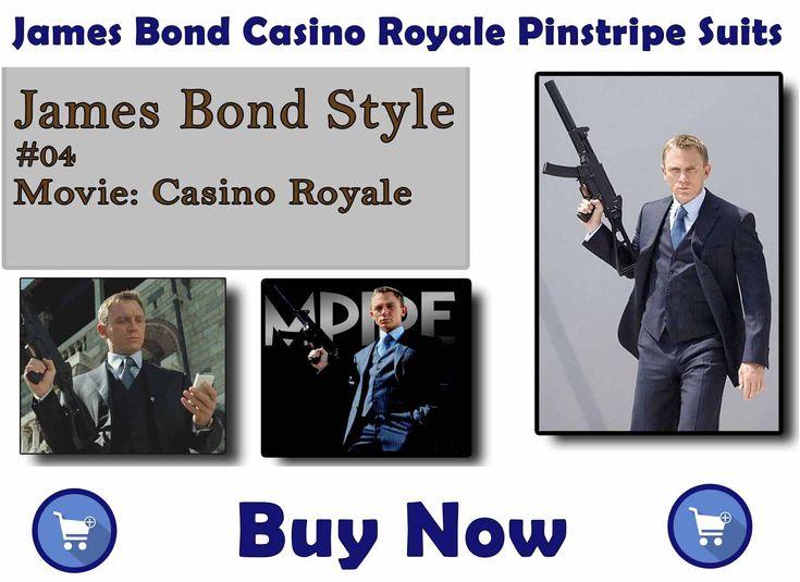 james bond suit casino royale final scene
