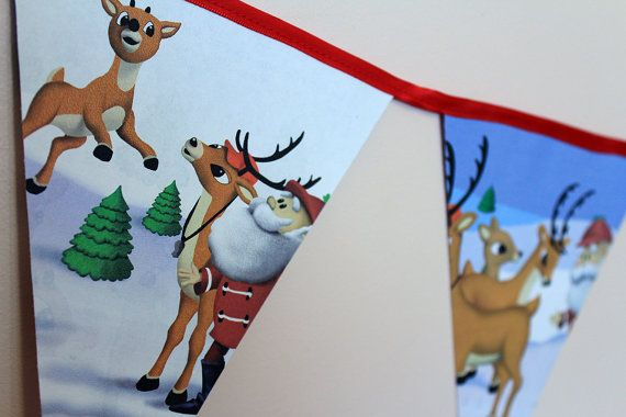 2.6m Rudolph The Red Nosed Reindeer Golden by ALittleBitOfLemon