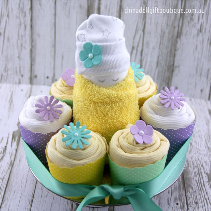 baby shower gift set for newborn baby lemon lilac and lime neutral baby gift newborn gift gift for mumtobe baby hamper