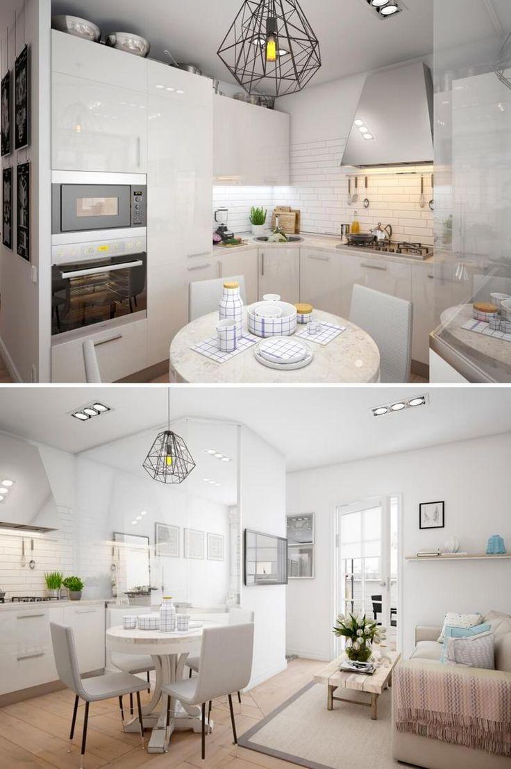 Функциональный интерьер— решение для небольшой квартиры