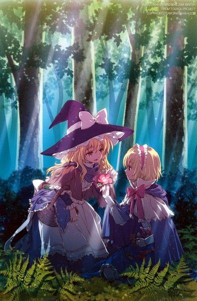 Alice & Marisa