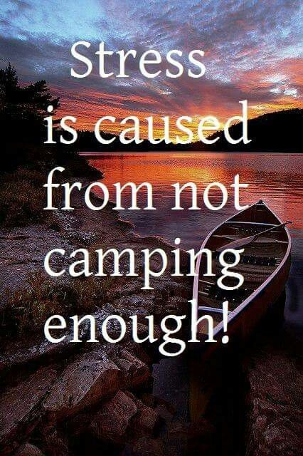 Camping season is almost here!