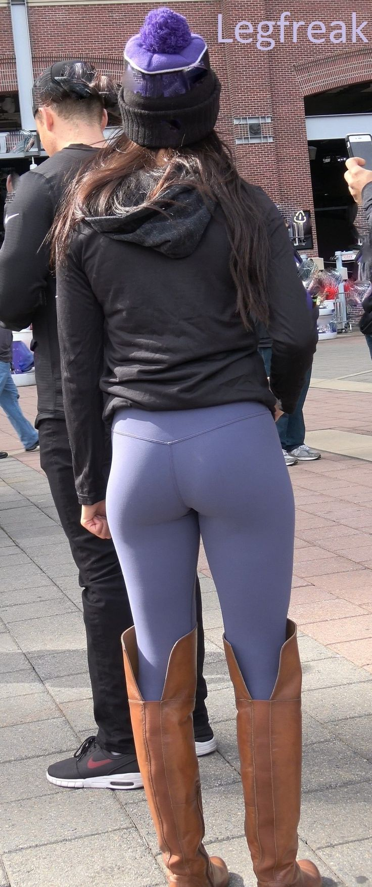 243 Best Images About Candid Spandex On Pinterest