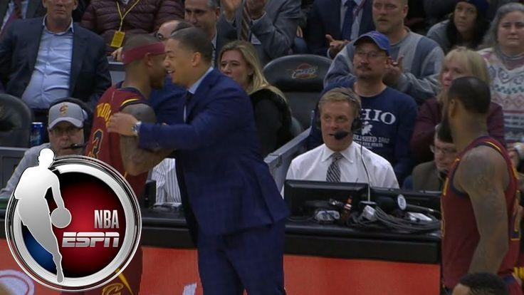 ESPN News: Isaiah Thomas exits Cleveland Cavaliers debut to big cheers | ESPN #latestnews #worldnews #news #currentnews #breakingnews