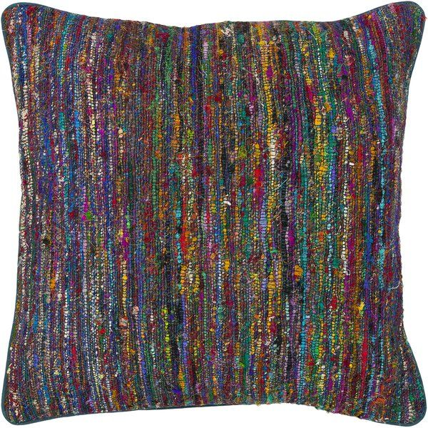 You'll love the Cantle Textured Contemporary Silk Throw Pillow at AllModern - With Great Deals on modern Bedding + Bath products and Free Shipping on most stuff, even the big stuff.