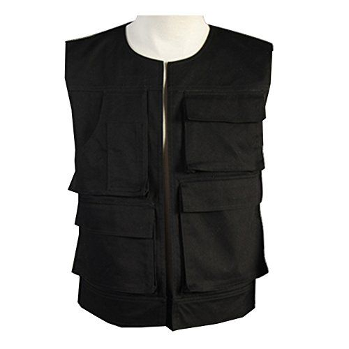 Tideshop Star Wars ANH A New Hope Han Solo Vest Costume