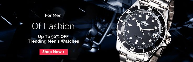 Check Out Our New Arrival Watches. Worldwide Free shipping At Mini In The Box.