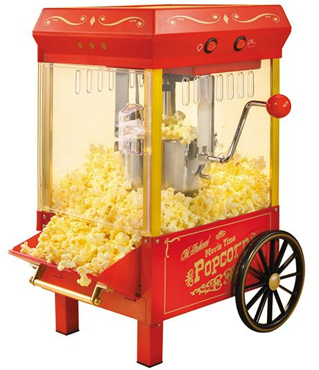 Everybody loves popcorn! Cheap, delicious and very easy to make at home with your own best popcorn maker. Popcorn can be a great snack to have in-between meals, andwhile watching a movie or TV show. Popcorn is a relatively healthy snack unless, of course, you put too much butter and salt on ...