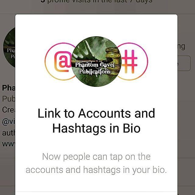 Have you seen this yet?! It's #instagood!  . . . #thursdaymotivation #socialmedia #socialmediamarketing #quicktip  #quicktips #TechnologyTuesday #contentmarketing