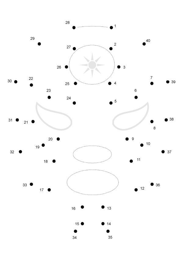 (2014-07) 40 prikker, maske