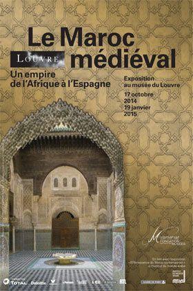 L'Art contre la Mort : je découvrais l'exposition Le Maroc médiéval (Louvre) au moment de l'Attentat contre Charlie Hebdo.