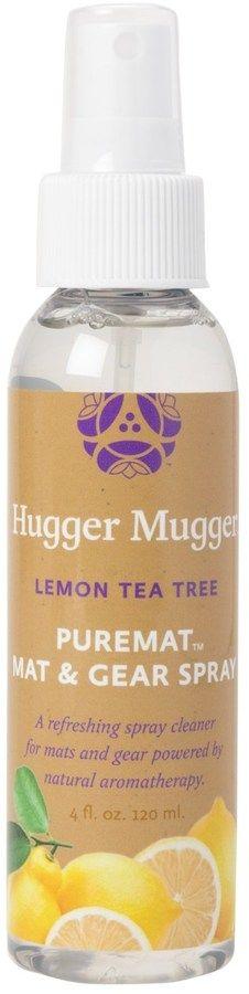 Hugger Mugger Pure Yoga Mat Cleaner 4oz 34224
