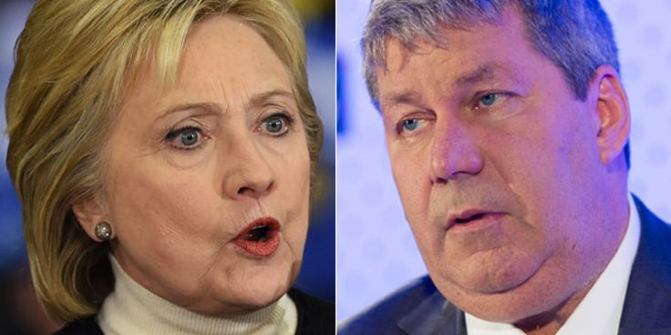 Hillary Clinton Attacks Valeant Pharmaceuticals Over 'Predatory Pricing' #Health #iNewsPhoto