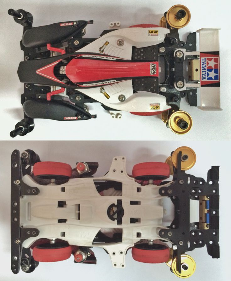 Blast Arrow Project - MA Chassis #TAMIYA #TAMIYA_Indonesia #mini4wd #jkt4wd