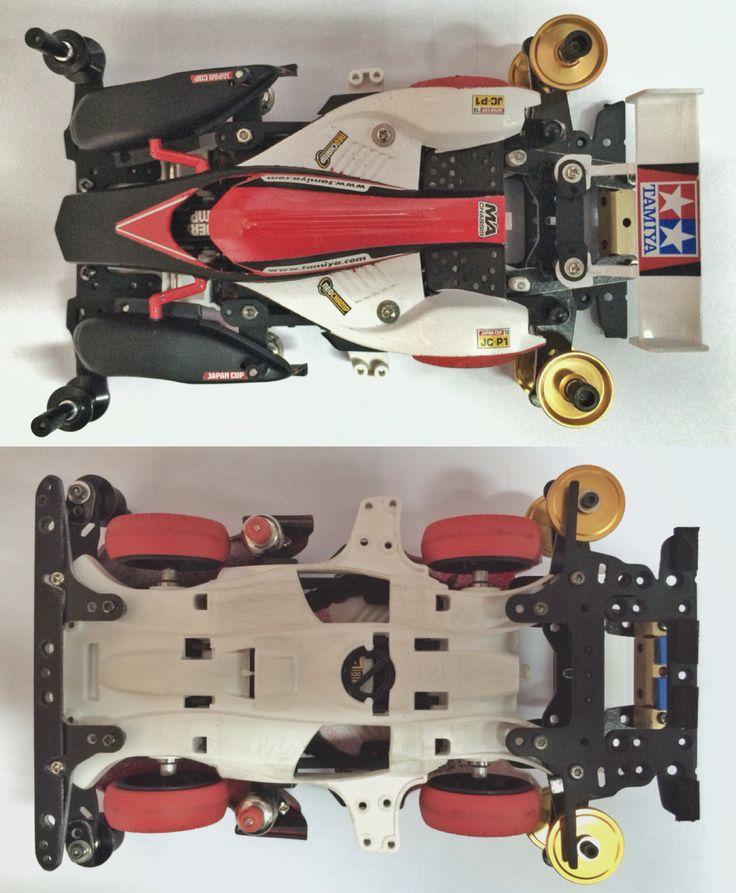 Blast Arrow Project - MA Chassis #TAMIYA #TAMIYA_Indonesia #mini4wd #jkt4wd
