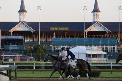 Kentucky Derby 2015 post positions: Dortmund draws the No. 8 post