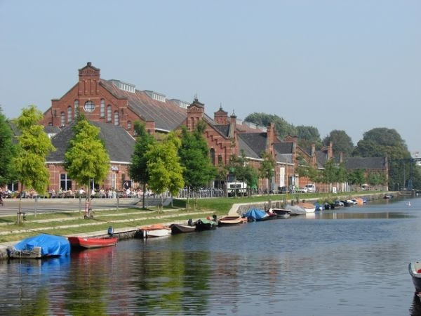 Westergasfabriek, Amsterdam.