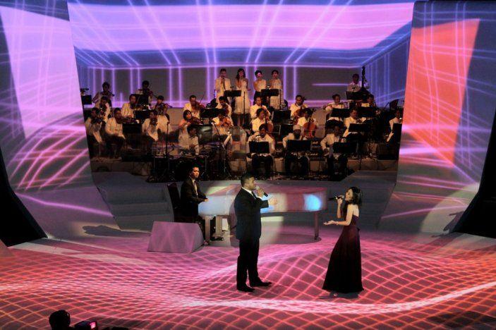Concert Magentaorchestra Deluxe Symphony...  #magenta #orchestra #magentaorchestra #andi #rianto #musician #jakarta #indonesia