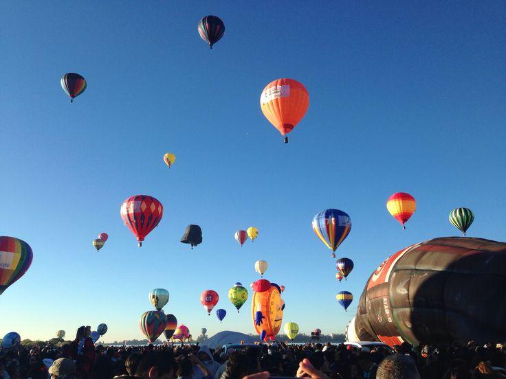 Feria internacional del globo, León Guanajuato; hermoso