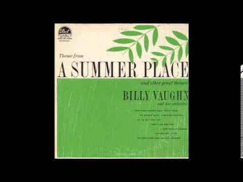 Full LP/Album - Easy Listening | Billy Vaughn - Theme From A Summer Place (Vinyl) - YouTube