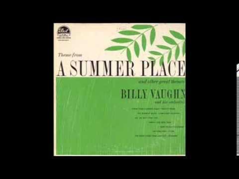 Full LP/Album - Easy Listening | Billy Vaughn - Theme From A Summer Place (Vinyl) - YouTube