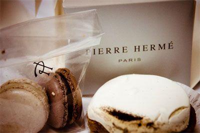Pierre Herme macarons!