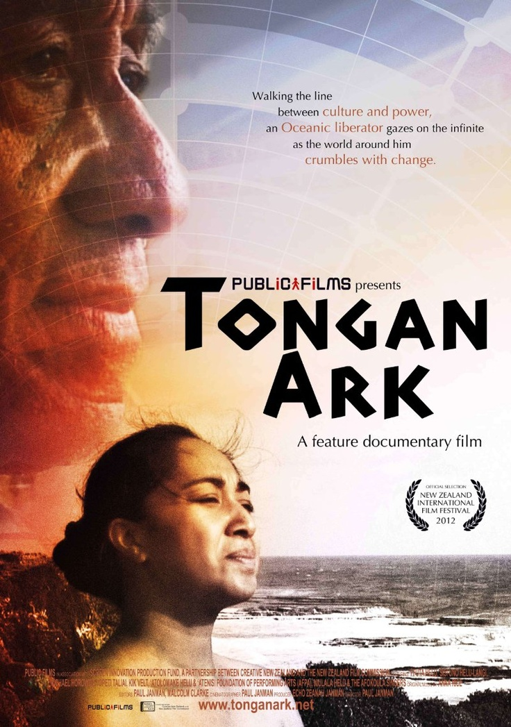Tongan Ark (2012) Documentary film about a teacher in Tonga.