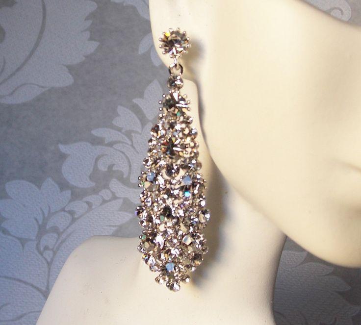 35 best Clipon Earrings images on Pinterest | Swarovski crystals ...